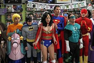 big bang justice league