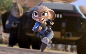zootopia box office 2