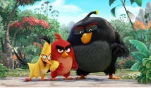 angry birds box office