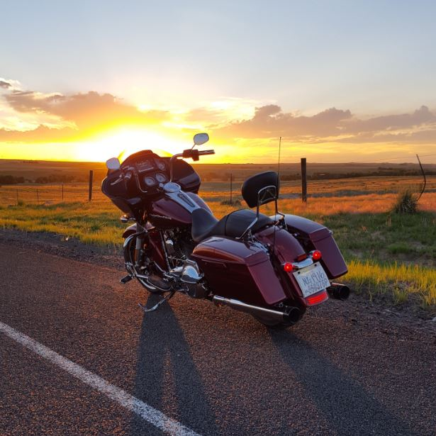 harley-colorado-sunset-1