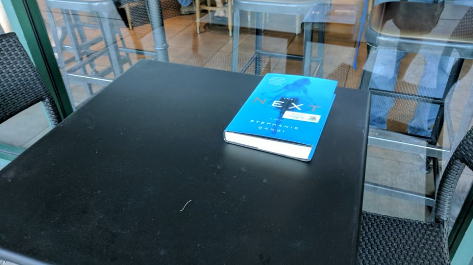 book drop at starbucks 11th st