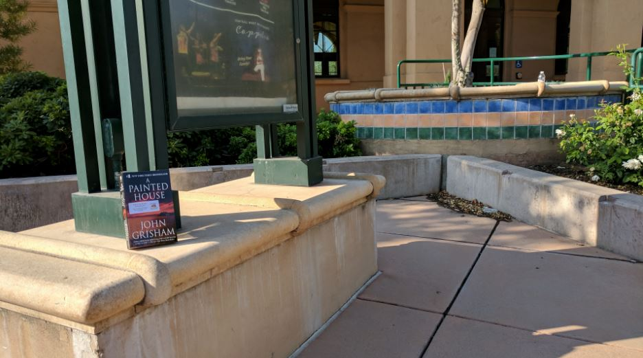 transit center book drop