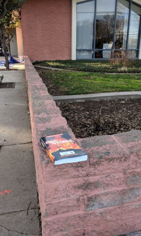 book drop by library