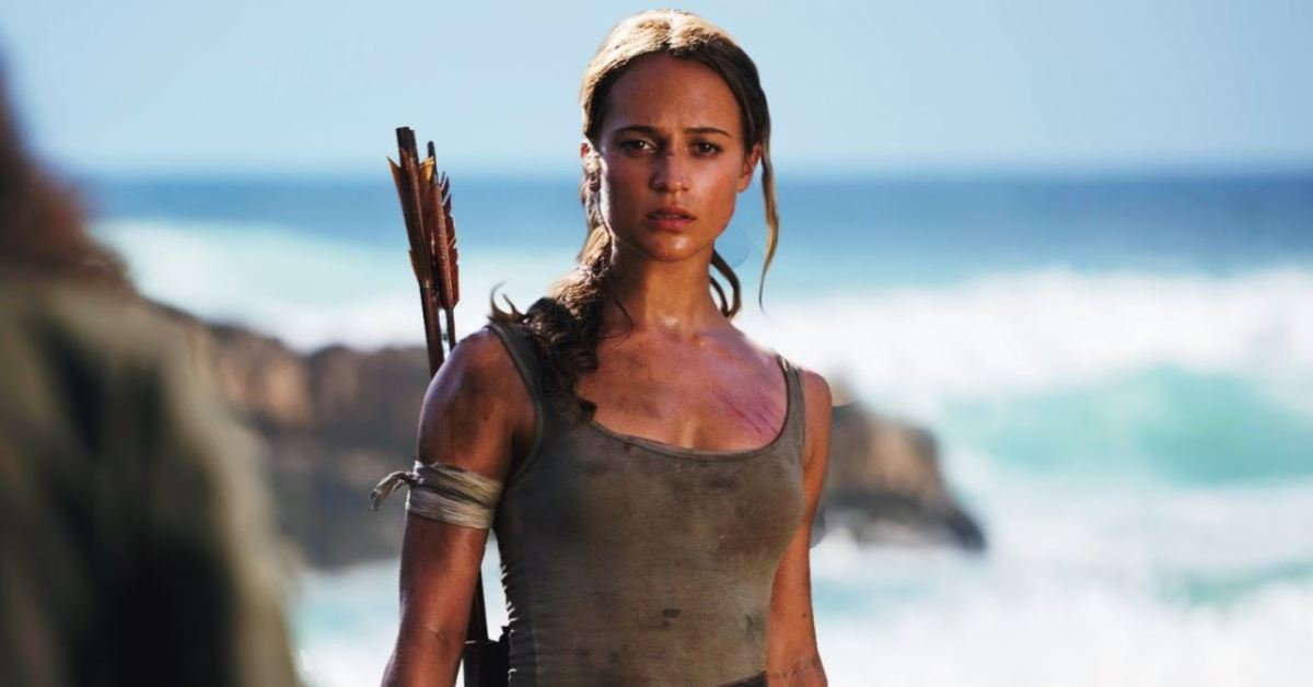 """Tomb Raider"" Movie Trailer"
