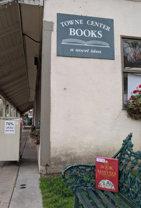 towne center books pleasanton