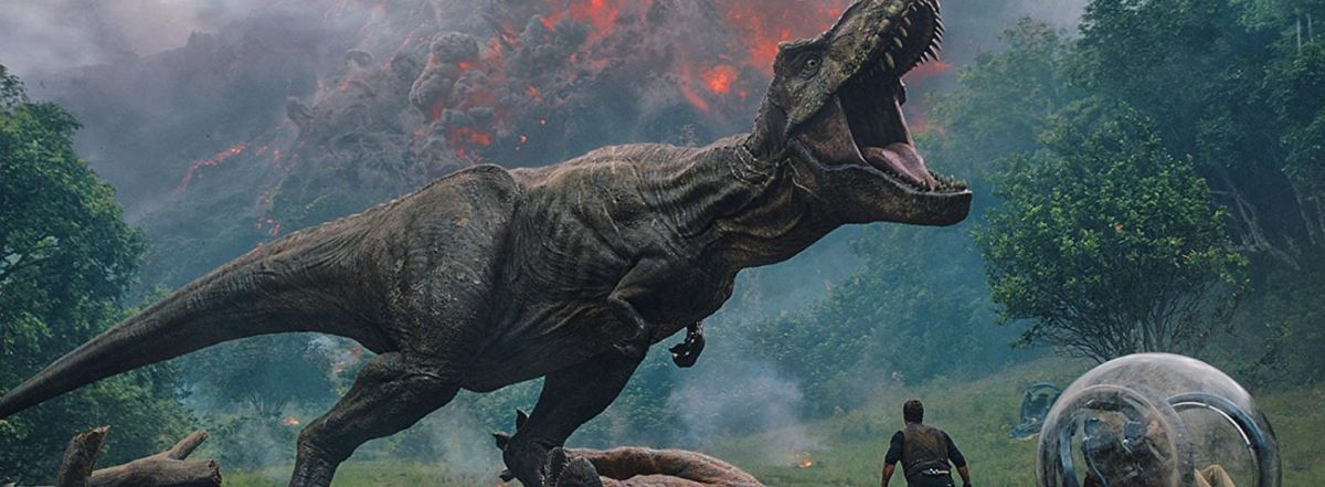"""Jurassic World: Fallen Kingdom"" Movie Trailer"
