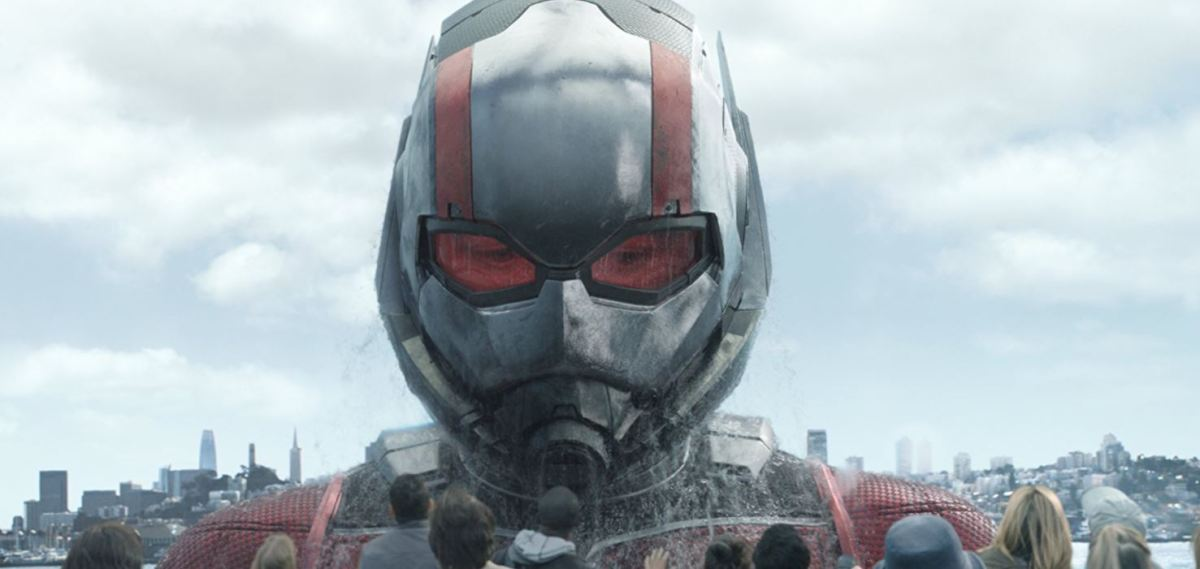 """Ant Man and the Wasp"" Movie Review"