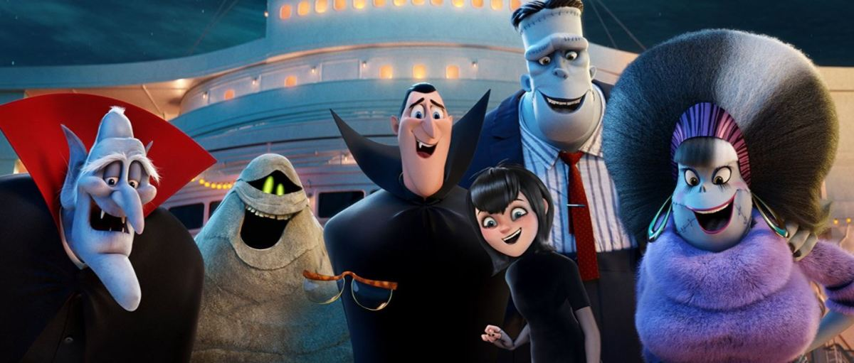 """Hotel Transylvania 3: Summer Vacation"" Movie Trailer"