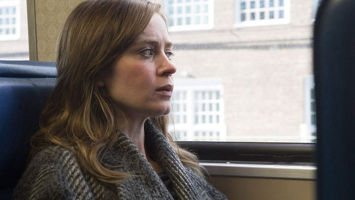 """The Girl on the Train"" Movie Review and Trailer"