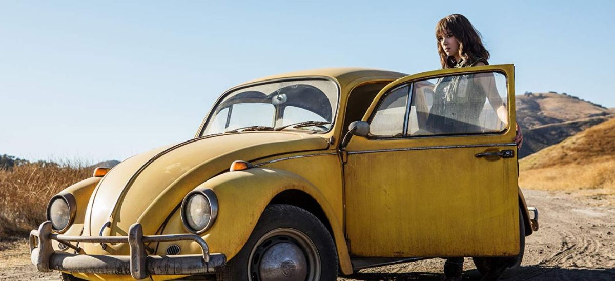 """Bumblebee"" Movie Trailer"
