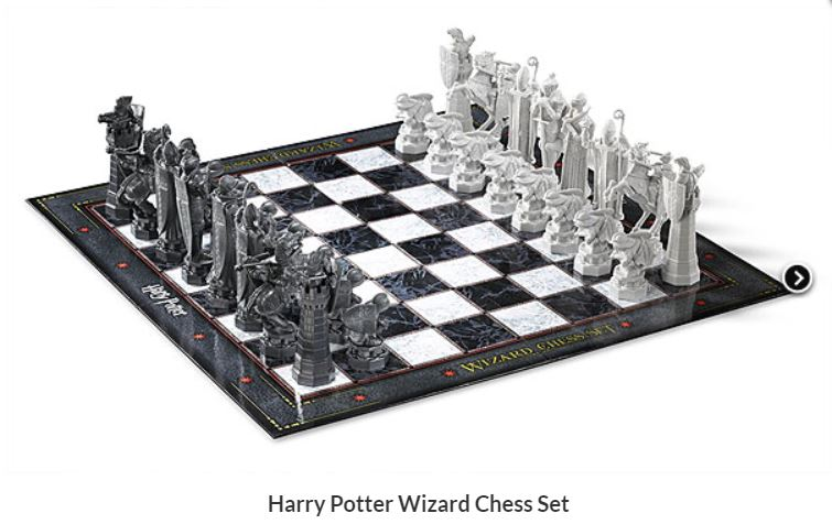 hp chess set