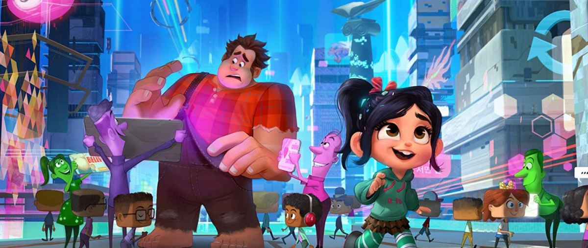 """Ralph Breaks the Internet"" Movie Trailer"