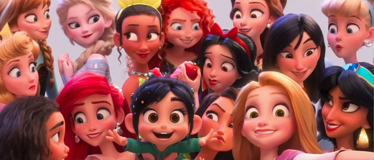 ralph breaks the internet 2