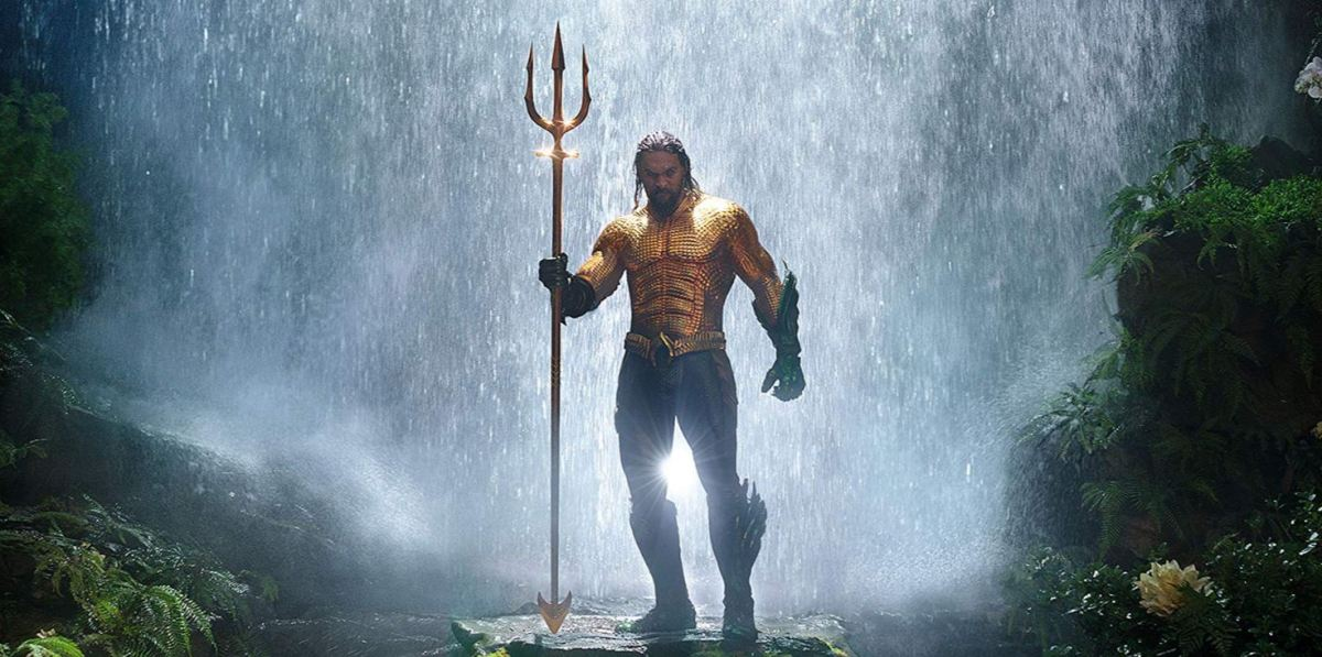 """Aquaman"" Movie Review"