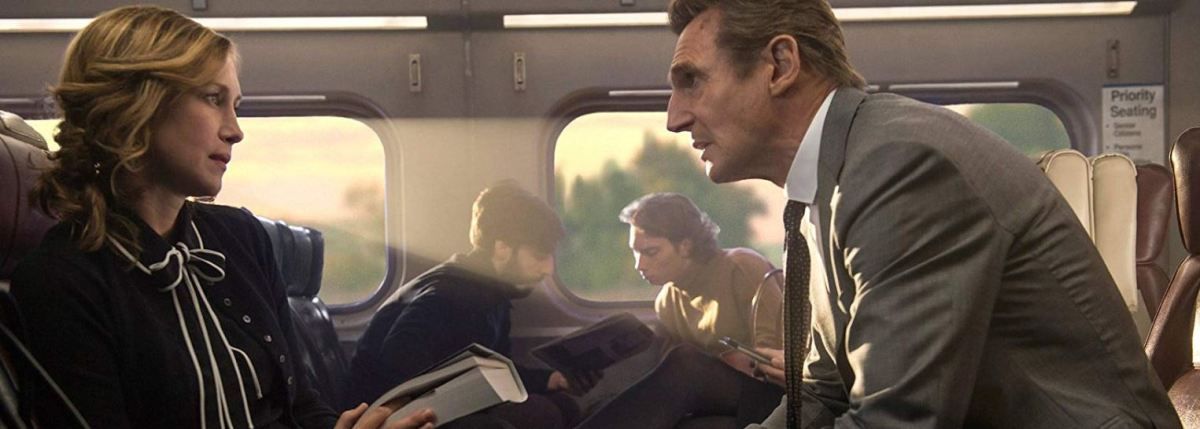 """The Commuter"" Movie Review"
