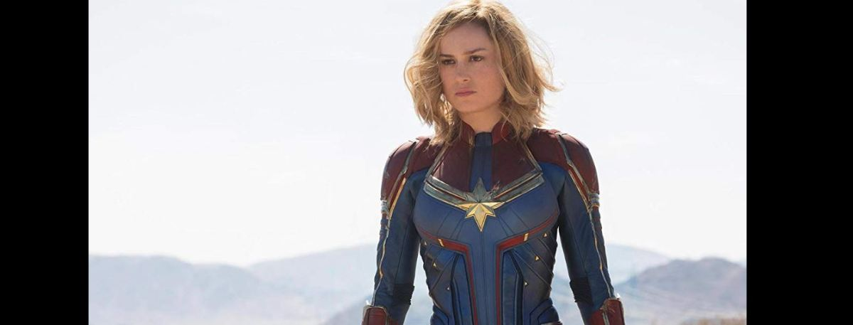 "Three ""Captain Marvel"" Trailers"