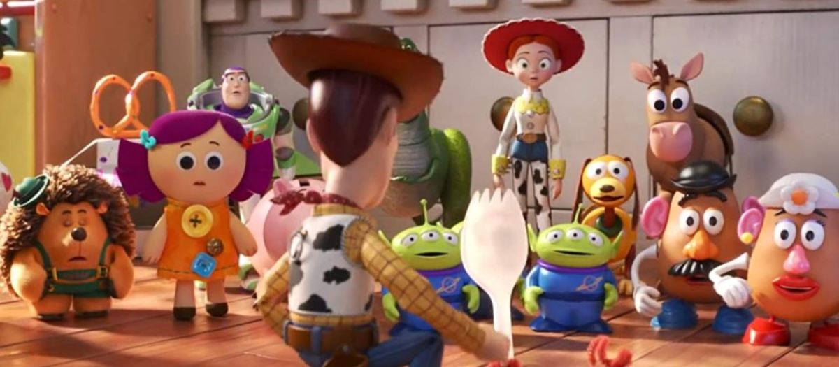 """Toy Story 4"" Official Trailer #1"