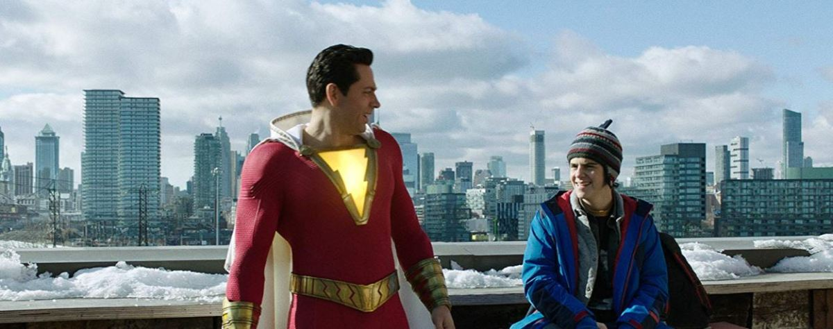 "Watch the latest ""Shazam!"" Trailer. Looks Like Fun!"