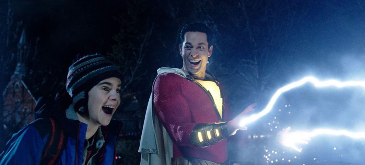 Movie Box Office Results April 5 – 7 2019: Shazam! is #1