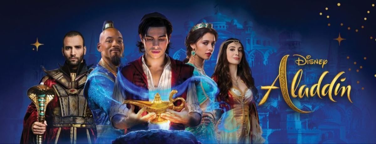 """Aladdin"" Official Movie Trailer and a Special Look Behind the Scenes"